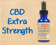 Water Soluble CBD Extra Strength